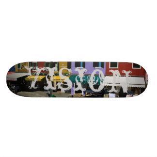 Vision 1018 skate deck