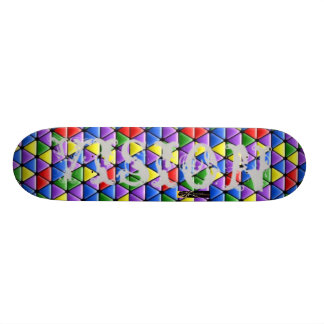 Vision 1061 custom skateboard