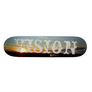Vision 1064 custom skate board