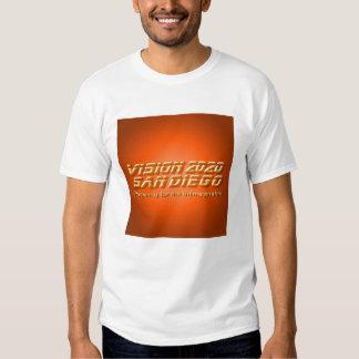 Vision 2020 SanDiegoTee T Shirt