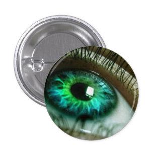 Vision 3 Cm Round Badge