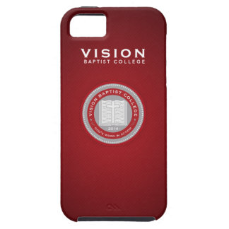 Vision Baptist College Seal Logo Phone Case iPhone 5 Cover