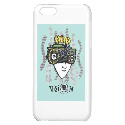 Vision iPhone 5C Cover