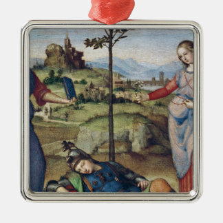 Vision of a Knight, c.1504 Christmas Ornament