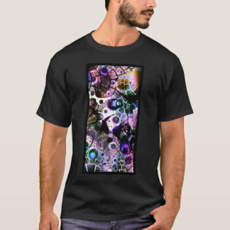 Vision of an Infinite Universe in a Finite Mind T-Shirt