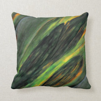 Vision of Canna Leaves Pillows