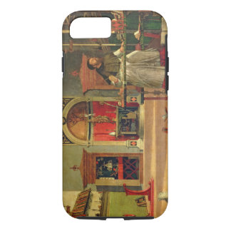 Vision of St. Augustine, 1502-08 (oil on canvas) ( iPhone 8/7 Case