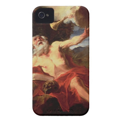 Vision of St. Jerome Case-Mate iPhone 4 Case
