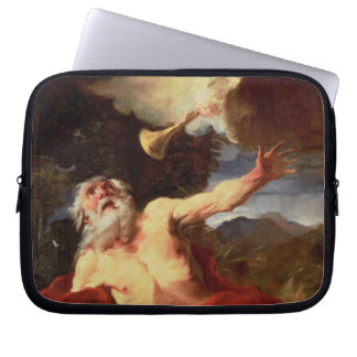 Vision of St. Jerome Laptop Computer Sleeve