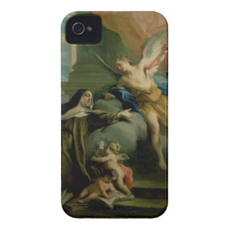 Vision of St. Teresa iPhone 4 Case