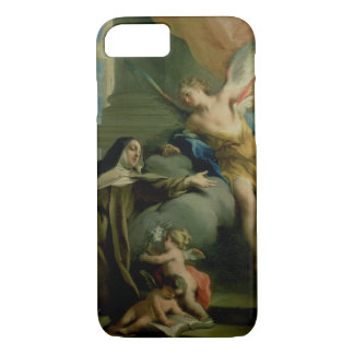 Vision of St. Teresa iPhone 7 Case