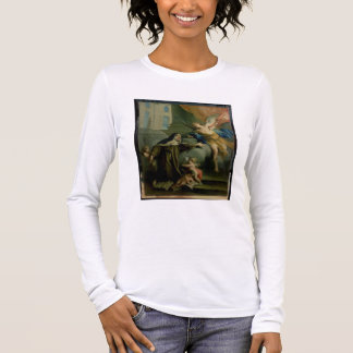 Vision of St. Teresa Long Sleeve T-Shirt