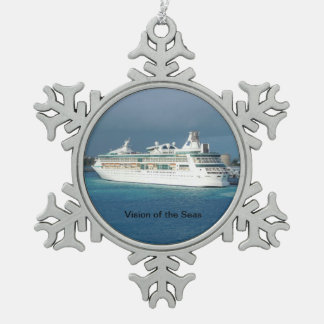 Vision of the Seas Cruise Ship Ornament