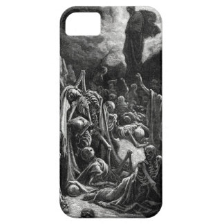 Vision of the Valley of Dry Bones iphone 5 case