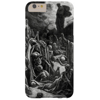 Vision of Valley of Dry Bones Barely There iPhone 6 Plus Case
