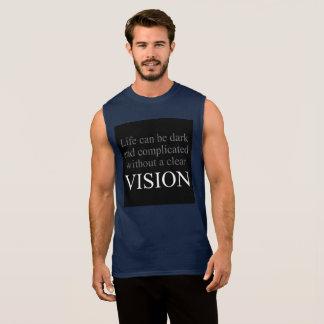 Vision Sleeveless Shirt