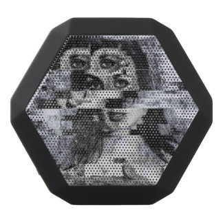 Vision Through Chaos Black Bluetooth Speaker