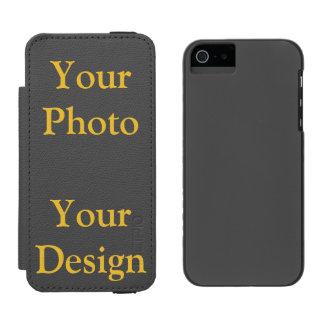 Vision your design incipio watson™ iPhone 5 wallet case
