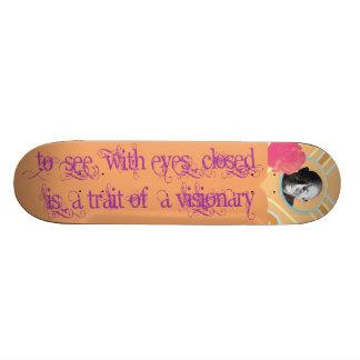 Visionary Skate Deck