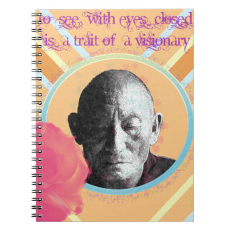 Visionary Spiral Note Book