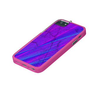 visions blue pink case for iPhone 5/5S