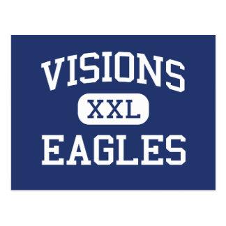 Visions - Eagles - Junior - Wittenberg Wisconsin Postcard