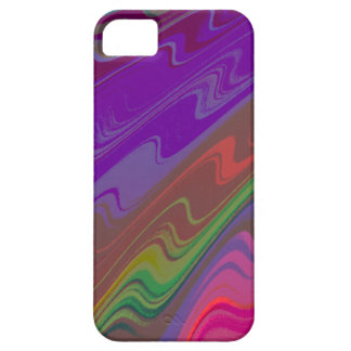 Visions in Violet iPhone 5 Cases