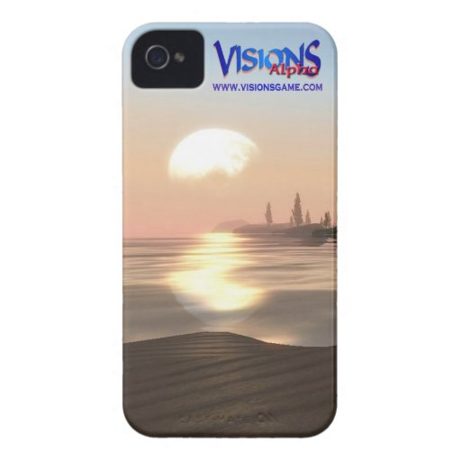Visions iPhone 4/4S case