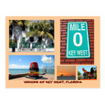 Visions of Key West, Florida Post Cards