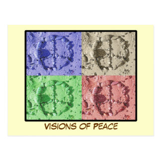 Visions of Peace Postcard
