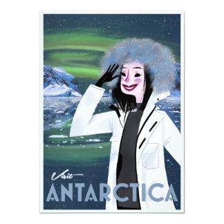 Visit Antarctica Card