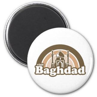 Visit Baghdad Magnet