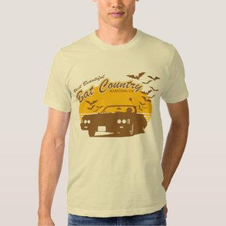 Visit Beautiful Bat Country Shirt