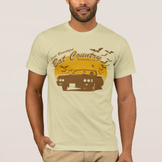 Visit Beautiful Bat Country T-Shirt