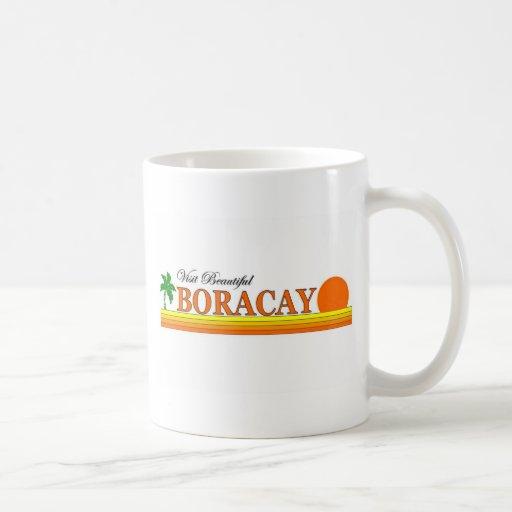 Visit Beautiful Boracay Coffee Mug