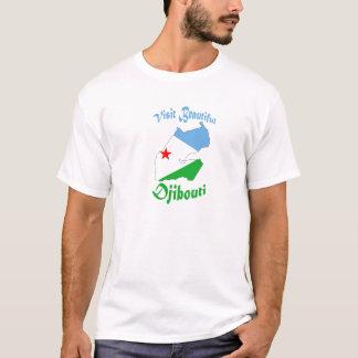 Visit Beautiful Djibouti T-Shirt