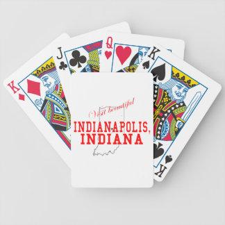 Visit Beautiful Indianapolis Card Decks