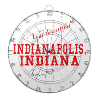 Visit Beautiful Indianapolis Dartboards