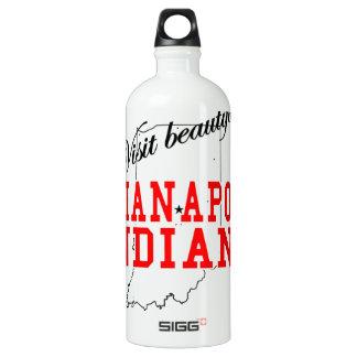 Visit Beautiful Indianapolis SIGG Traveler 1.0L Water Bottle
