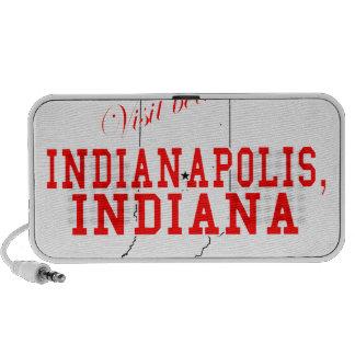 Visit Beautiful Indianapolis Laptop Speakers