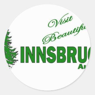 Visit Beautiful Innsbruck Sticker