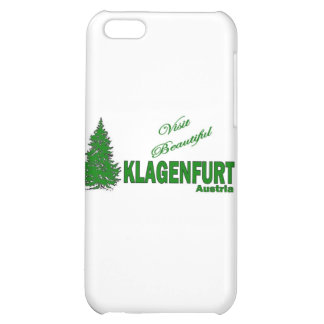 Visit Beautiful Klagenfurt Austria iPhone 5C Cases