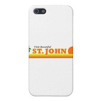Visit Beautiful St. John iPhone 5 Cover