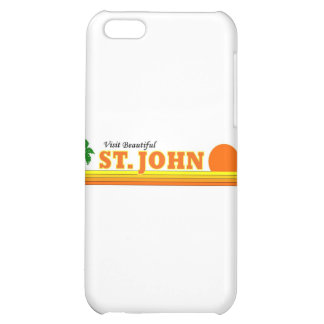 Visit Beautiful St. John iPhone 5C Cases