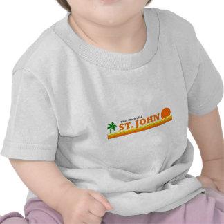 Visit Beautiful St. John Tee Shirts