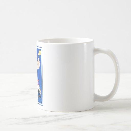 Visit Cuba Vintage Basic White Mug