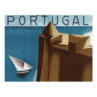 Visit Estoril Cascais Portugal Postcard