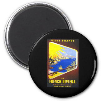 Visit France The French Riviera Magnet