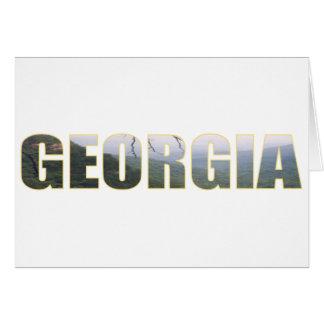 Visit Georgia Card