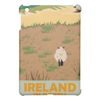Visit Ireland Vintage Travel Poster Case For The iPad Mini